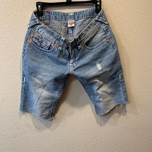True Religion Shorts Size 29